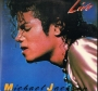 Michael Jackson Live Unofficial LP Album *Bad Tour* (Germany)