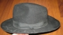Michael Jackson Worn Signed Black Fedora