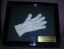 Michael Jackson Worn White Sequined Glove