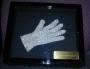Michael Jackson Worn White Sequined Glove