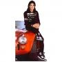 Michael Jackson 'LA Gear Car' Stand-Up (USA)