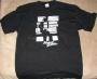 Michael Jackson 'Smooth Criminal' Official Black T-Shirt (UK)