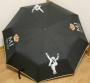 "Michael Jackson 'Gallery At Ponte 16"" Official Umbrella (Macao)"