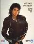 Michael Jackson Bad Tour 1987 Tour Book (Japan)