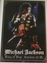 "Michael Jackson 2009 ""London/Ornate"" (Bad Tour Live) Official Commercial Poster (USA)"