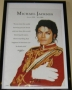 "Michael Jackson 2009 ""Loved"" (1984 AMA Jacket) Commercial Poster *24x36"" Standard Size* (UK)"