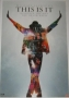 "Michael Jackson 2009 ""This Is It"" Official Commercial Poster (USA)"