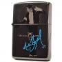 Michael Jackson Zippo Official Lighter Model G  *Billie Jean Live* (Japan)