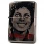 Michael Jackson Zippo Model E  *Thriller Video* (Japan)