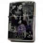 Michael Jackson Zippo Official Lighter Model F *LA Gear Style* (Japan)