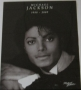 "Michael Jackson 2009 ""Black & White"" (Black Sweater) Official Commercial Poster *Mini 16""x20"" Size* (UK)"