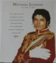 "Michael Jackson 2009  ""Loved"" (1984 AMA Jacket) Commercial Poster *Mini 16""x20"" Size* (UK)"