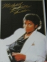 "Michael Jackson 2009 ""Thriller LP Cover"" Commercial Poster *24""x36"" Standard Size* (UK)"