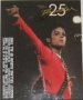 "Michael Jackson 2008 ''Thriller 25'' (1987 Japan Tour) Official Commercial Poster *16""x20"" Mini Size* (UK)"