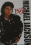 "Michael Jackson 2009 ''BAD LP Cover'' Official Commercial Poster *11""x17"" Size* (UK)"