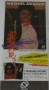 Michael Jackson (Stewart Regan Book) Folded Promo Poster (Japan)