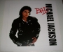 "Michael Jackson ""BAD LP"" Official 16""x16"" Commercial Print (UK)"