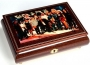 "Michael Jackson Signed Official ""Earth Song"" Music Box (1996)"