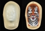 Michael Jackson Vacuum Form Life Masks From
