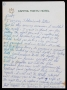 Michael Jackson Handwritten Letter To Camera Operator William Pecchi (1988)