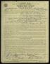Michael Jackson & Jackson Five Signed Performance Contract (1968)