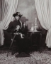 Michael Jackson Signed Civil War Photoshoot Picture (1979)
