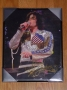 "Michael Jackson Bravado Plaque/Wall Art  8""x10"" - #610 (USA)"