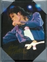 "Michael Jackson Bravado Plaque/Wall Art  6.5"" x 8.5"" - 'TWYMMF Live' #608 (USA)"