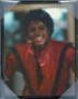 "Michael Jackson Bravado Plaque/Wall Art 8"" x 10"" - #609 (USA)"