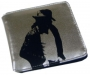 Michael Jackson 'Silhouette Style' Official PVC Wallet (UK)