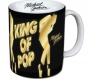 Michael Jackson Official 'King Of Pop' Mug (UK)