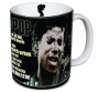 Michael Jackson Official  'Statistics' Mug (UK)