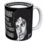 Michael Jackson Official 'Man In The Mirror' Mug (UK)