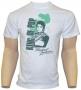 Michael Jackson 'King Of Pop White Glove' Official White T-Shirt (UK)