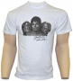 Michael Jackson 'Mono Thriller Zombie' Official White T-Shirt (UK)