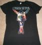 "Michael Jackson's This Is It ""Collage Black"" Women's Bravado T-Shirt (USA)"