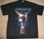 """Michael Jackson's This Is It """"Silhouette Burst"""" Black Bravado T-Shirt (USA)"""