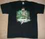 Michael Jackson 'Off The Wall' Official Black T-Shirt (UK)