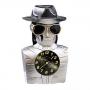 Michael Jackson White/Silver Alarm Clock W/ Music (USA)