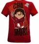 Michael Jackson Weenicons Official Red T-Shirt *Chamon* Model (UK)