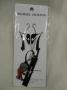 Michael Jackson Official PVC Mobile Phone Strap - Model D *Thriller* (Japan)