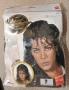 Michael Jackson Official *BAD* Straight Wig (UK)