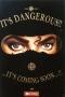 Dangerous Album Promo Counter Display (UK)
