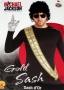 Michael Jackson Official *Gold Sash* (USA)