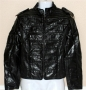 Michael Jackson Official  *Man In The Mirror* Black Adult Jacket (USA)