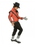 Michael Jackson Official  *Thriller* Red/Black Child Jacket (USA)