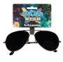 Michael Jackson Official Pop Star Black Sunglasses (USA)