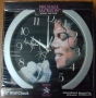 Michael Jackson 'King Of Pop' (Billie Jean Live) Official Wall Clock (USA)