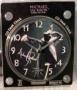 "Michael Jackson ""King Of Pop"" (Billie Jean Live) Official CD Desk Clock (USA)"