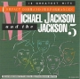 Michael Jackson And The Jackson 5 *18 Greatest Hits* Commercial CD Album (USA)